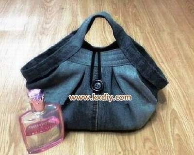 8243a94dcd sac en jean vanessa bruno,sac cabas jean louis scherrer,sac armani jean  vernis gris