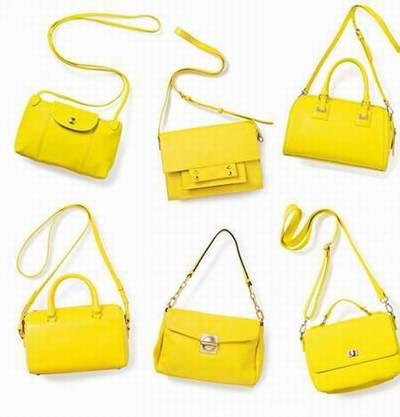 361110073f sac jaune ikks,sac a dos jaune fluo,sac armani jeans jaune
